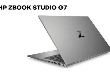 HP ultra nazik, yüngül və hətta möhkəm ZBook Firefly yeni noutbukunu təqdim etdi