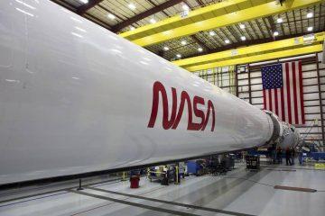NASA loqosu yeniləndi