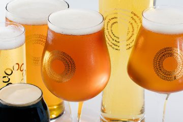 Original Pattern Brewing Company brand identity