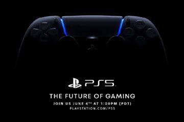 Playstation 5 serayasın təqdimat vaxtı açıqlandı