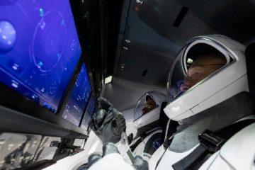 Nəhayət ki, ilk pilotlu Space X uçuşu baş verdi