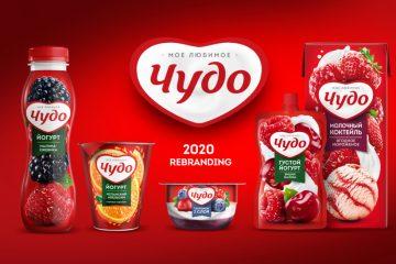 PepsiCo şirkəti Çudo markası üçün yeni rebrendinq etdi