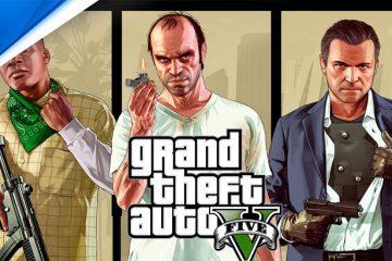 GTA V oyunu PlayStation 5 üçün 2021- ildə çıxacaq