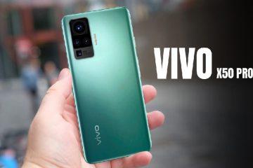 Daxili stabilizatorlu dünyanın ilk yeni Vivo X50 smartfonu