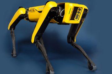 Boston Dynamics Spot Robot Dog-ın kütləvi satışına başlayır
