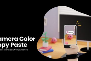 Camera Color Copy Paste – Figma plugin