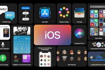 Yeni iPadOS 14 təqdim olunur! Budur xüsusiyyətlər