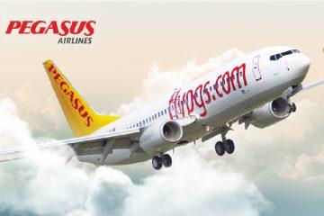 Pegasus Türkiyə daxili uçuşları bərpa etdi