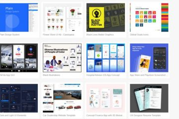 Sketchappsources – Digital dizayn məlumat bazası