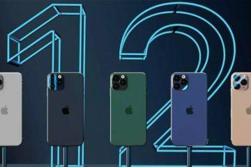 Twitter-də növbəti iPhone 12 dizayn görüntüləri sızdırıldı