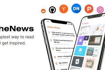 The news – Dizayner və proqramistlər üçün xəbər toplayıcı mobil tədbiq