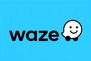 Waze – markası üçün identifikasiya