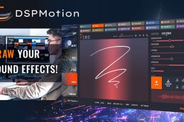 DSP Motion – səs redaktoru