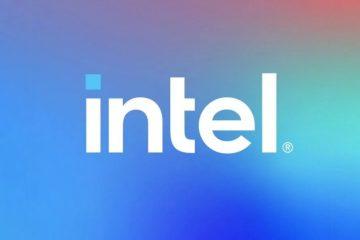 Intel loqosunu yenilədi