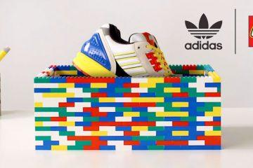Adidas və Lego İdman Ayaqqabısı