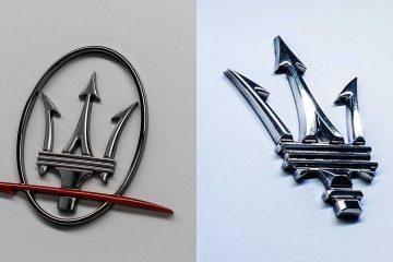 Maserati markası vizual restaylinq etdi
