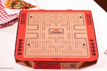 Pizza Hut, qutulara Pac-Man oyunu əlavə etdi