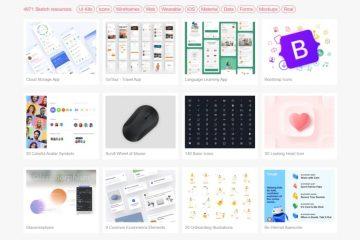 Sketchappsources – Qrafik və Veb Dizaynerlər üçün baza materiallar