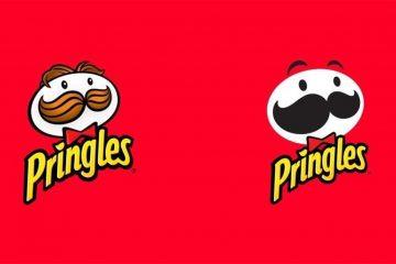 Pringles 20 il ərzində ilk dəfə loqosunu yenilədi
